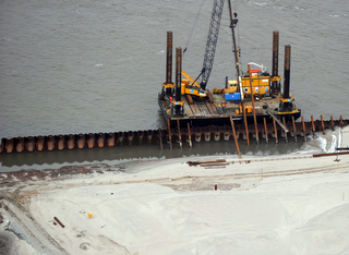 Offshore Basis Cuxhaven Liegeplatz 9
