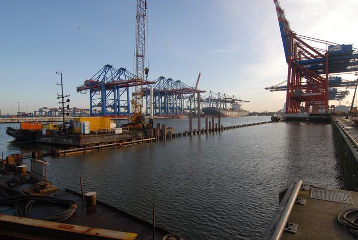 Predöhlkai Hamburg