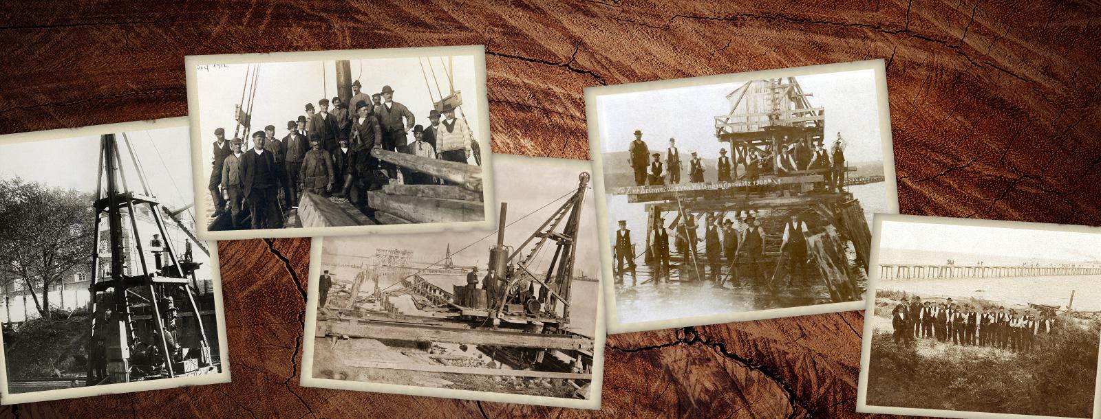 Historische Bilder von F+Z Ingenieur- und Hafenbau