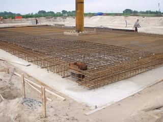 Hecker Bau – Neubau von Verteilern in Etzel