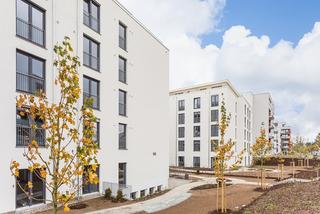 Barrierefreie Wohnungen und Pflegeappartements mit Gartenbereich