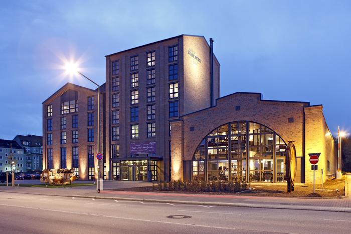 """Hotel """"Altes Stahlwerk"""", Neumünster"""