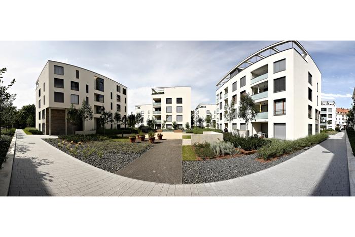 Die neue Südstadt, Hannover