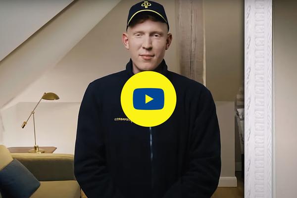 Video-Thumbnail Auszubildender
