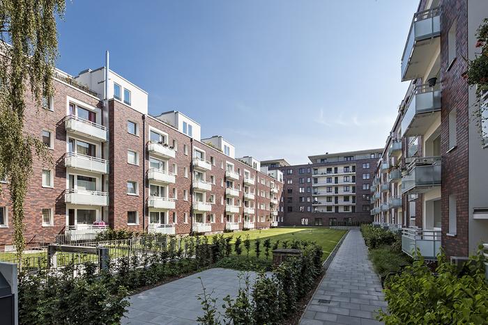 72 Wohnungen am Friedrich-Ebert-Damm II. BA
