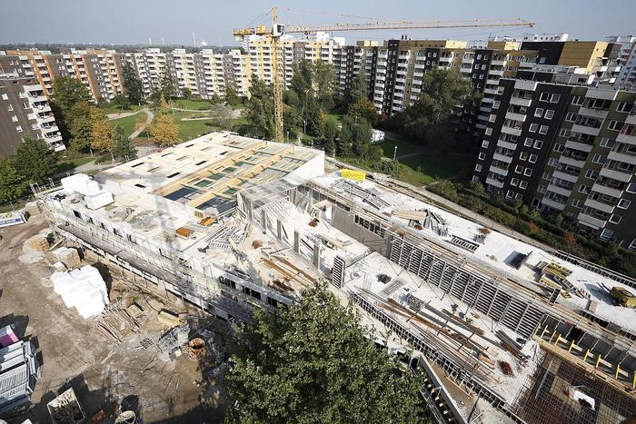 Ganztags- und Quartierschule am Stübenhofer Weg