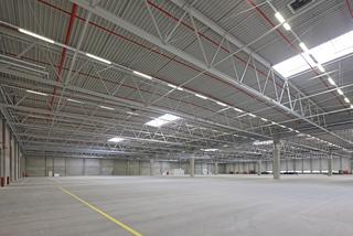 Logistikzentrum VW LOC Emden Halle 9