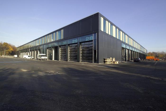 Feuer- und Rettungswache Gelsenkirchen