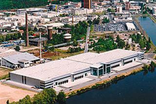 ProLogis Frankfurt, Logistikzentrum