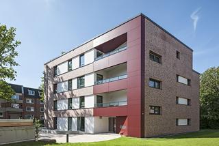 Drei Mehrfamilienhäuser für die Baugenossenschaft Bergedorf Bille e.G.