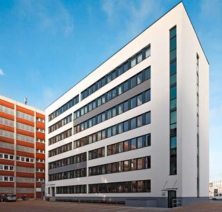 Neubau Verwaltungsgebäude TÜV NORD in Hamburg