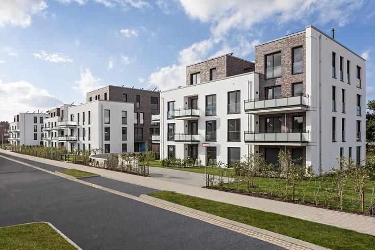 Depenbrock baut Stadtvillen in Wentorf