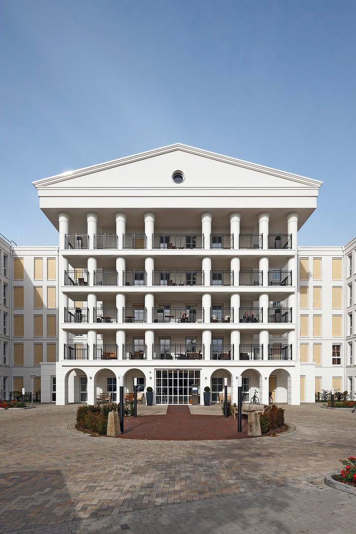 Pflegeeinrichtung in Pinneberg