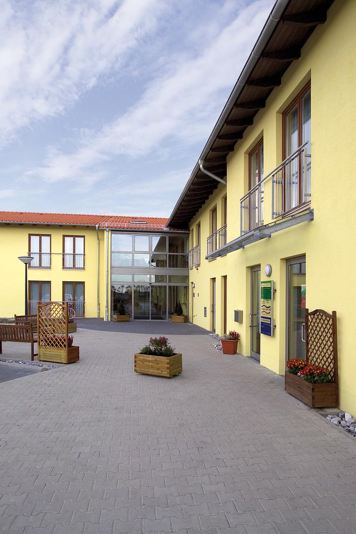 Neubau Pflegezentrum in Kirchdorf