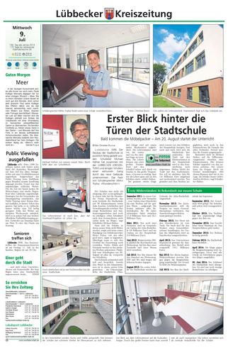 Neubau Stadtschule Lübbecke