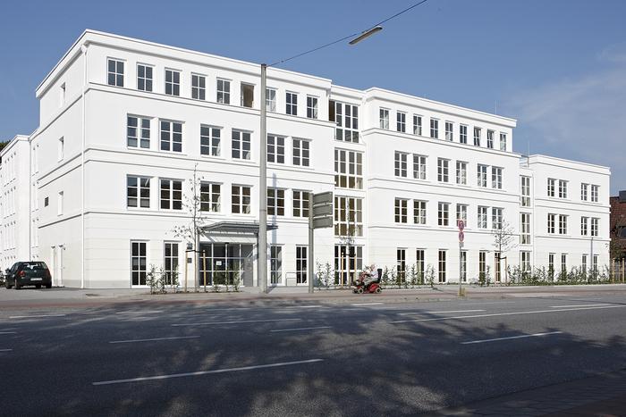 Alten- und Pflegeheim, Hamburg