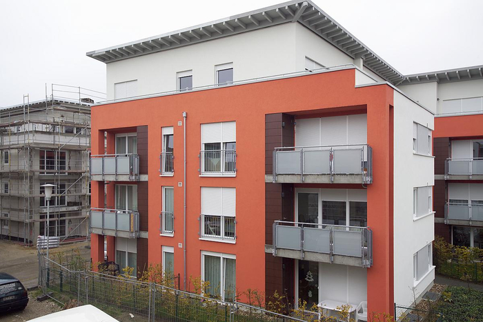 83 Wohneinheiten Bauverein Grevenbroich e. V.