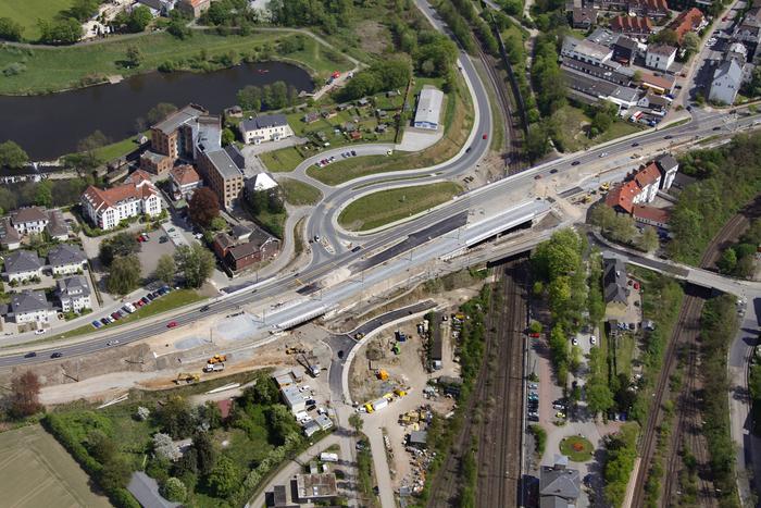 Hattingen Ruhrbrücke