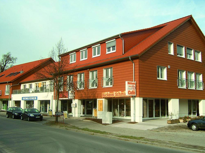 Dorfzentrum Nienhagen