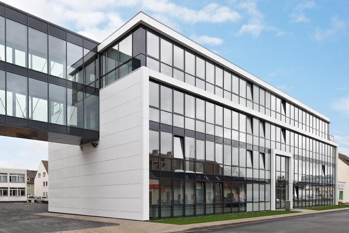Neubau Verwaltungsgebäude VW Immobilien in Wolfsburg