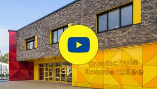 """Zum Youtube Video """"Eröffnung der Grundschule Kastanienallee (12.08.2020)"""""""