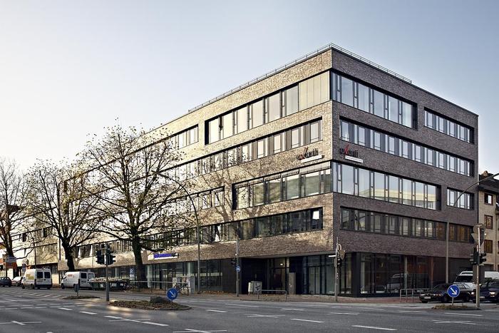 Büro- und Geschäftshaus an der Kattunbleiche Hamburg