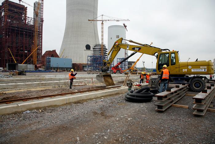 Neubau Kraftwerk Datteln