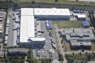 ProLogis Fenthols, Logistikzentrum