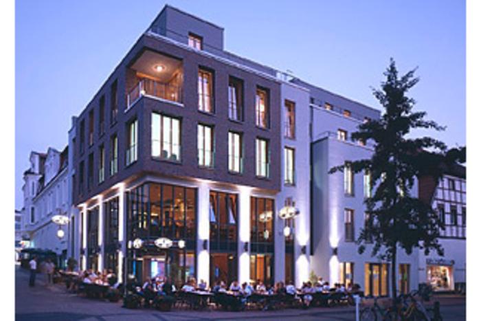 Wohn- und Geschäftshaus, Lübbecke