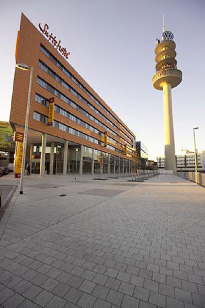 Außenanlagen Raschplatz Hannover