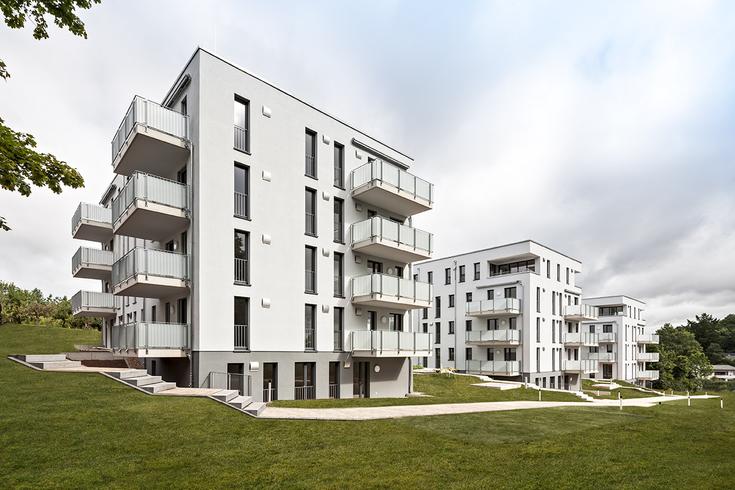 Seniorenwohnen im Bauhausstil