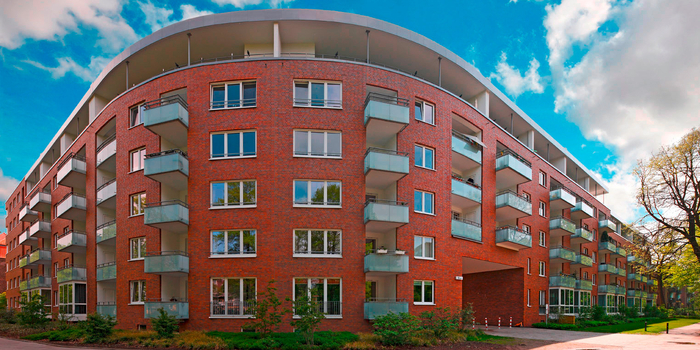 120 Wohneinheiten Osterbekstraße / Spohrstraße