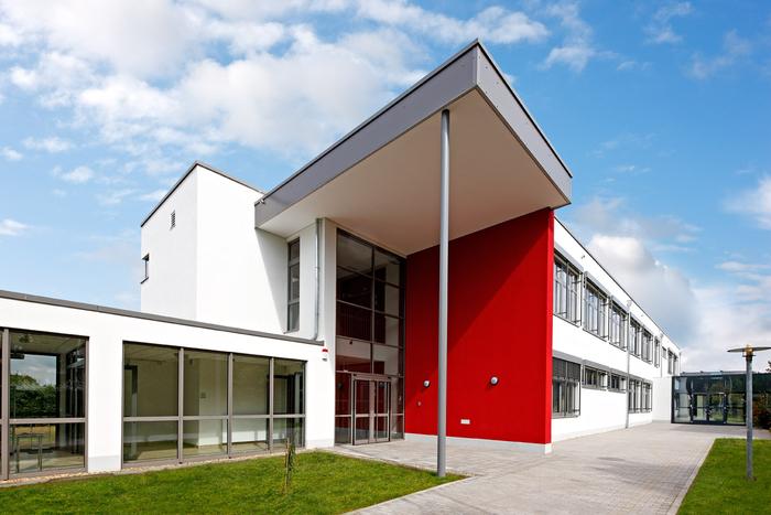 Berufskolleg Rheinbach, Neubau Bauteil B