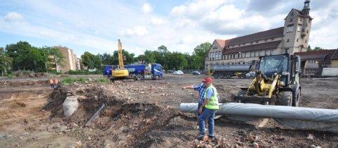 SOHO am Main: Bau von 227 Eigentumswohnungen