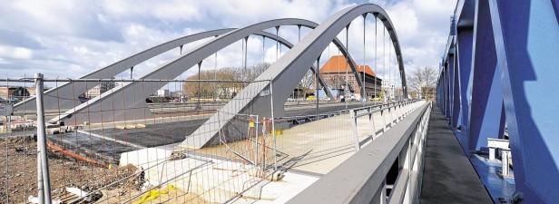 WAZ: Brücke über Vinckekanal