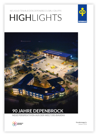 Depenbrock Kundenmagazin Highlights 2018