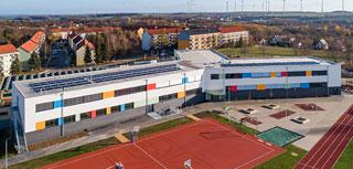 Depenbrock, Bau von Bildungseinrichtungen