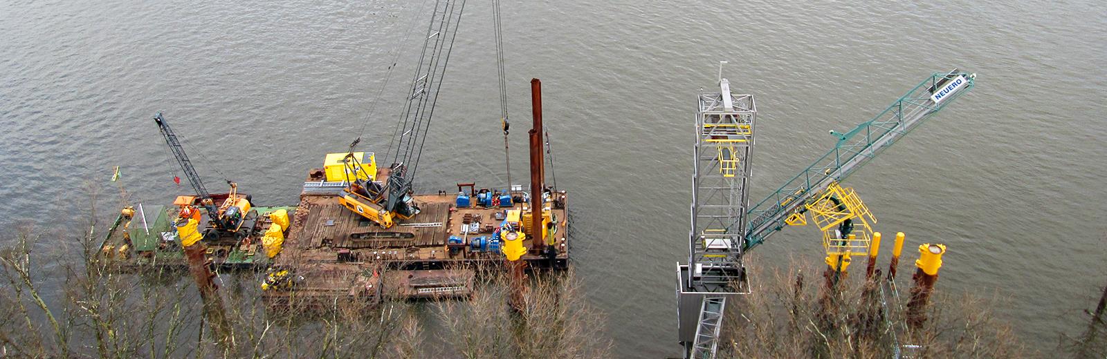 Depenbrock, Ingenieur- und Wasserbau